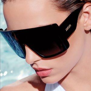 DIOR Solight1 Gradient Shield Sunglasses